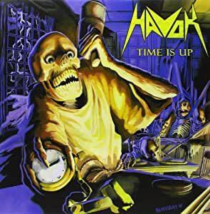Time Is Up [Vinyl LP]