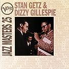 Jazz Masters 25: Stan Getz & Dizzy Gillespie