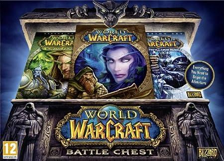 World Of Warcraft Battlechest (PC/Mac) [Edizione: Regno Unito]