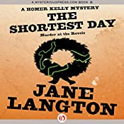 The Shortest Day: Murder at the Revels | Jane Langton