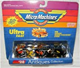 Micro Machines Antiques #28 Collection