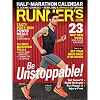 1-Year (12 Issues) of Runners World Magazine Subscription