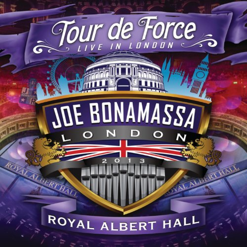 Joe Bonamassa-Tour De Force 2013 Royal Albert Hall Live In London-2CD-2014-gnvr Download