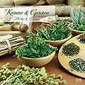 Kr�uter & Gew�rze 2015 - Herbs & Spices - Brosch�renkalender (30 x 60 ge�ffnet) - K�chenplaner
