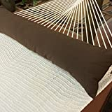 Double Hammock Pillow (chocolate)