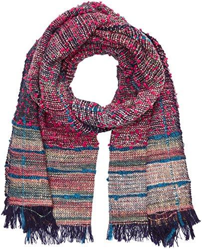 benetton-6gckd52df-sciarpa-donna-mehrfarbig-multicoloured-null