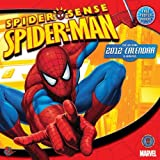 Iposters Spider-man Official 2012 Calendar - 30 X 30 Cms (12 X 12 Inches)