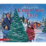 Legend Of The Christmas Tree Board Book