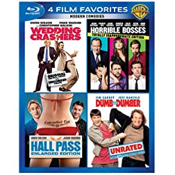 4 Film Favorites: Modern Comedies [Blu-ray]