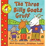 Lift-the-flap Fairy Tales: The Three Billy Goats Gruff: A Lift-the-Flap Fairy Taleby Nick Sharratt