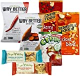 Gluten Free Healthy Snack Pack Bundle Box: 7 Pack