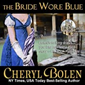 The Bride Wore Blue: Brides of Bath, Book 1 | Cheryl Bolen