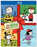 Peanuts Holiday Collection (Its the Great Pumpkin, Charlie Brown / A Charlie Brown Thanksgiving / A Charlie Brown Christmas) [Blu-ray]