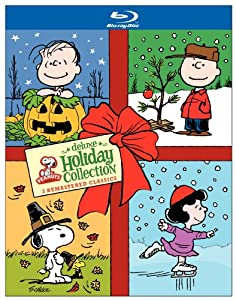 Peanuts Holiday Collection (It's the Great Pumpkin, Charlie Brown / A Charlie Brown Thanksgiving / A Charlie Brown Christmas) [Blu-ray]