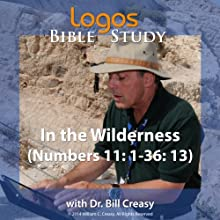 In the Wilderness (Numbers 11: 1-36: 13) Lecture by Bill Creasy Narrated by Bill Creasy