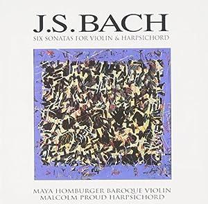 6 Sonaten für Violine & Cembalo
