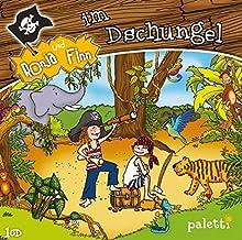 Ronja und Finn im Dschungel (Ronja und Finn) Hörspiel von Thomas Krüger Gesprochen von:  div.