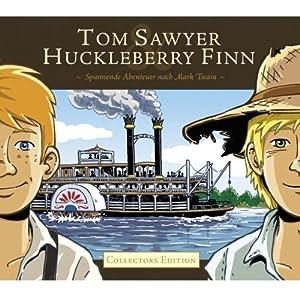 Tom Sawyer und Huckleberry Finn Hörspiel