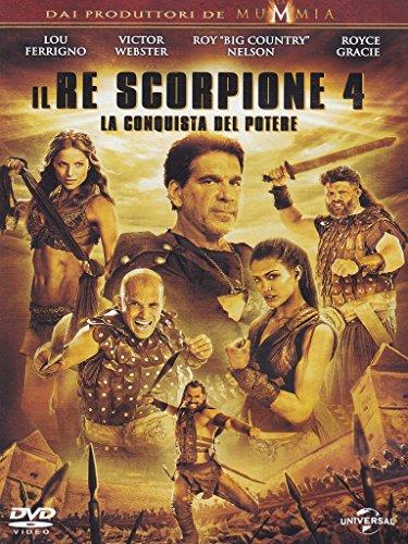 Scorpion King 4 (DVD)