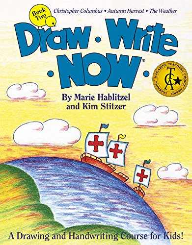 Draw Write Now Book 2: Christopher Columbus, Autumn Harvest, Weather (Draw Write Now 2 compare prices)