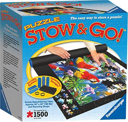 Puzzle Stow & Go! - Hasta 1500 piezas - 81 882 - Ravensburger