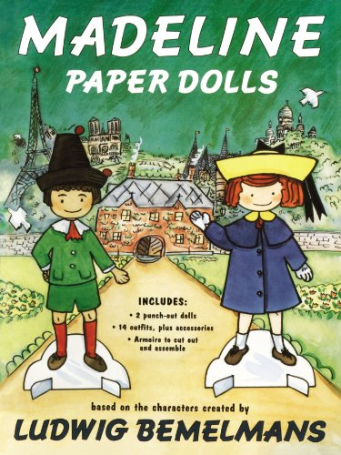 Madeline Paper Dolls (Viking Kestrel picture books)