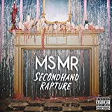 Songtexte von MS MR - Secondhand Rapture