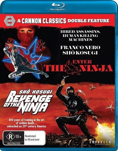 Enter The Ninja / Revenge Of The Ninja (Cannon Classics) [No USA] (Australia - Import)