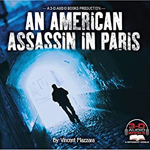 An American Assassin in Paris Audiobook