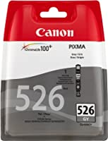 Canon CLI-526GY Cartouche d'encre PIXMA Series MG6150/MG6250/MG8150/MG8250 Gris