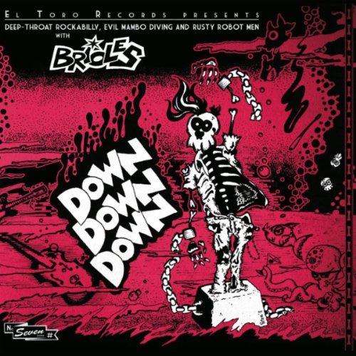 Brioles - Down Down Down EP (2012)