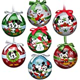 Share the Magic Mickey Mouse Ornament Set -- 7-Pc 2011