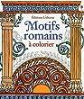 Motifs romains � colorier