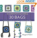 10 Granny Squares 30 Bags: Purses, to...