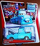 2014 EXCLUSIVE DISNEY PIXAR MOVIE CARS DRIFT PARTY MATER TOKYO MATER SERIES