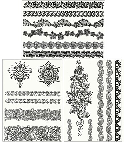 chictats-black-lace-temporary-tattoos-3-sheet-pack-body-art-jewellery-for-women-girls-waterproof-fas