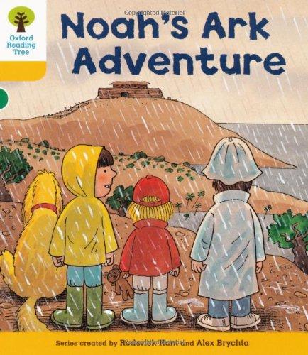 Oxford Reading Tree: Level 5: More Stories B: Noah's Ark Adventure