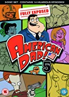 American Dad Volume 5 [Import anglais]
