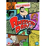 American Dad! - Volume 5 [DVD]by Seth MacFarlane