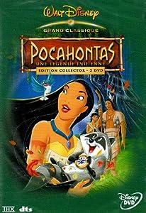 Pocahontas, une légende indienne [Édition Collector]