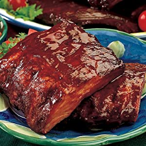 Omaha Steaks Smoked Pork Loin Ribs