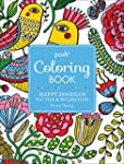 Posh Adult Coloring Book: Happy Doodl...