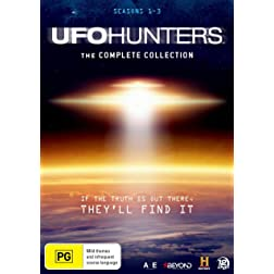 UFO Hunters: The Complete Collection PAL/0