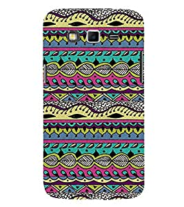 Wonderful Abstract Pattern 3D Hard Polycarbonate Designer Back Case Cover for Samsung Galaxy Grand Neo :: Samsung Galaxy Grand Neo i9060