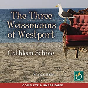 The Three Weissmanns of Westport Audiobook