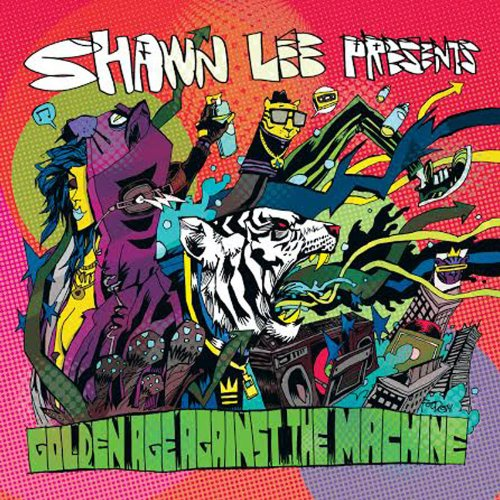 Shawn Lee-Golden Age Against The Machine-(BBE269)-Promo-CD-2014-jAZzMan Download