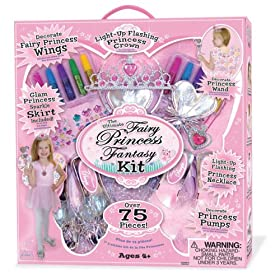 Ultimate Fairy Princess Fantasy Kit