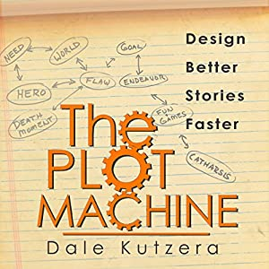 The Plot Machine Audiobook