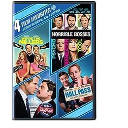 4 Film Favorites: Jason Sudeikis