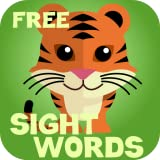 Kindergarten Sight Words Free: High Frequency Words to Increase Reading Fluency